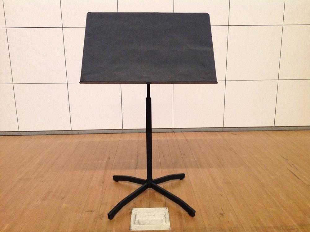 指揮者用譜面台